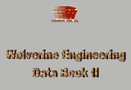 Engineering Data Book II